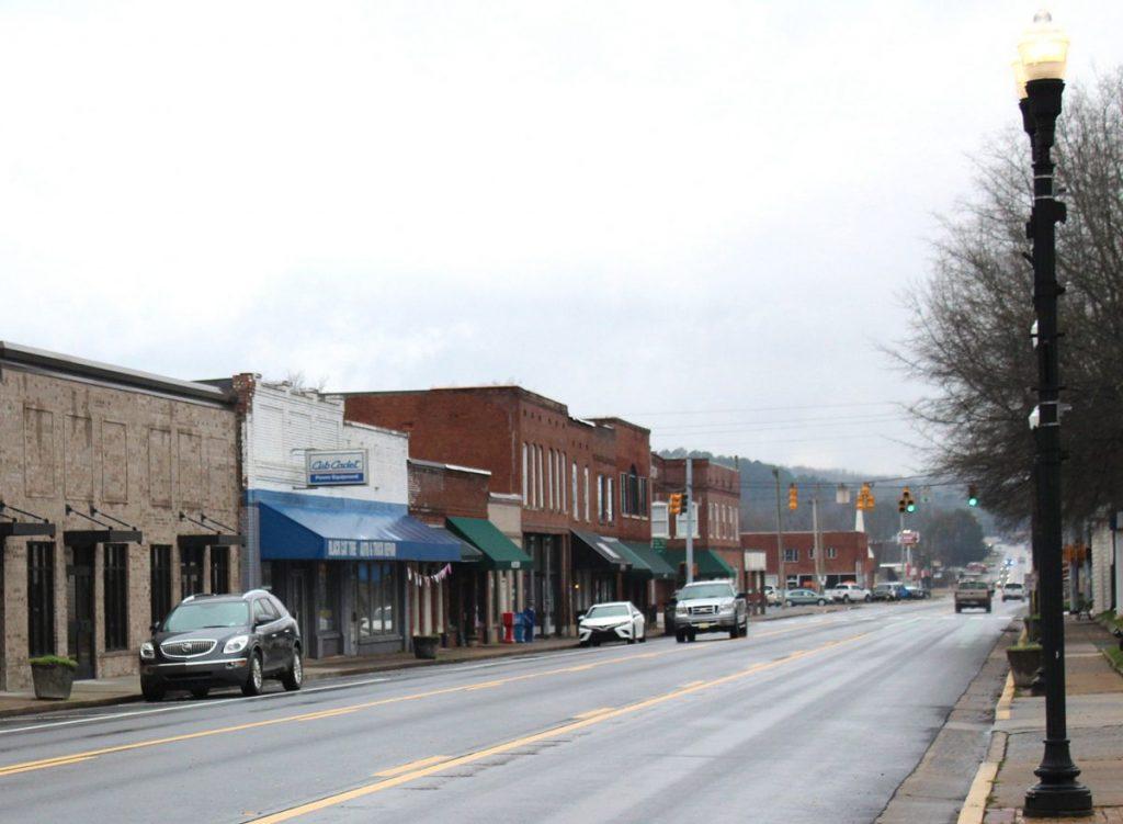 Dowtown Dunlap