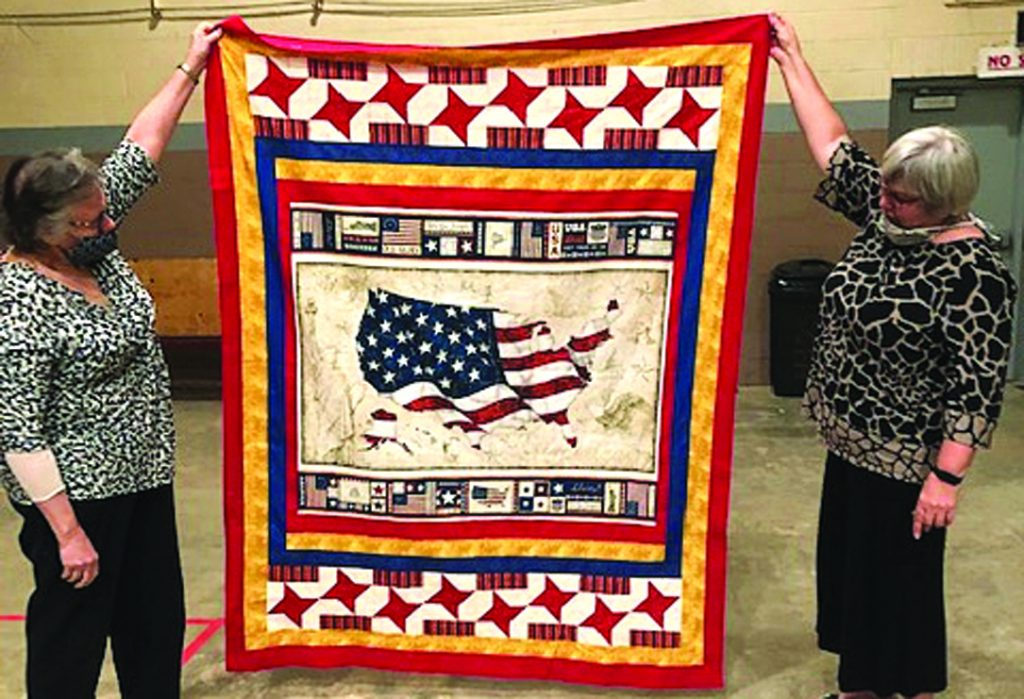 2020 Sequatchie County Fair Quilt